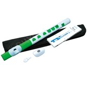 Nuvo TooT - White with Green Trim