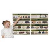 Rocks And Minerals Mini Bulletin Board