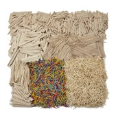 Pack of Assorted Craft Sticks