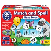 Match and Spell Next Steps Board Game