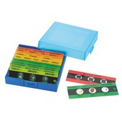 Prepared Slides - Pack of 12