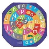 Alphabet Play Tray Mat from Hope Education