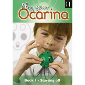 Play your Ocarina 1 Book and CD