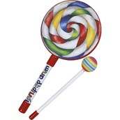 Lollipop Hand Drum - Pack 10