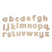 Wooden Letter Formation Pieces