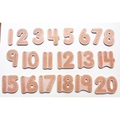 Number Formation Pieces