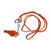 Plastic Whistle - Orange