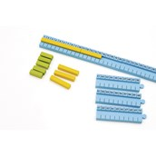 Numicon® Rod Track 1-100cm Scale