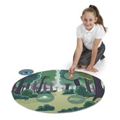Butterfly Life Cycle Mat brought to you by Hope Education