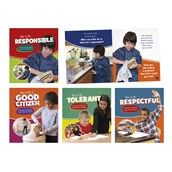 Character Matters Book Pack - Pack of 4
