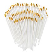 Plastic Handle Brushes - Pack of 70