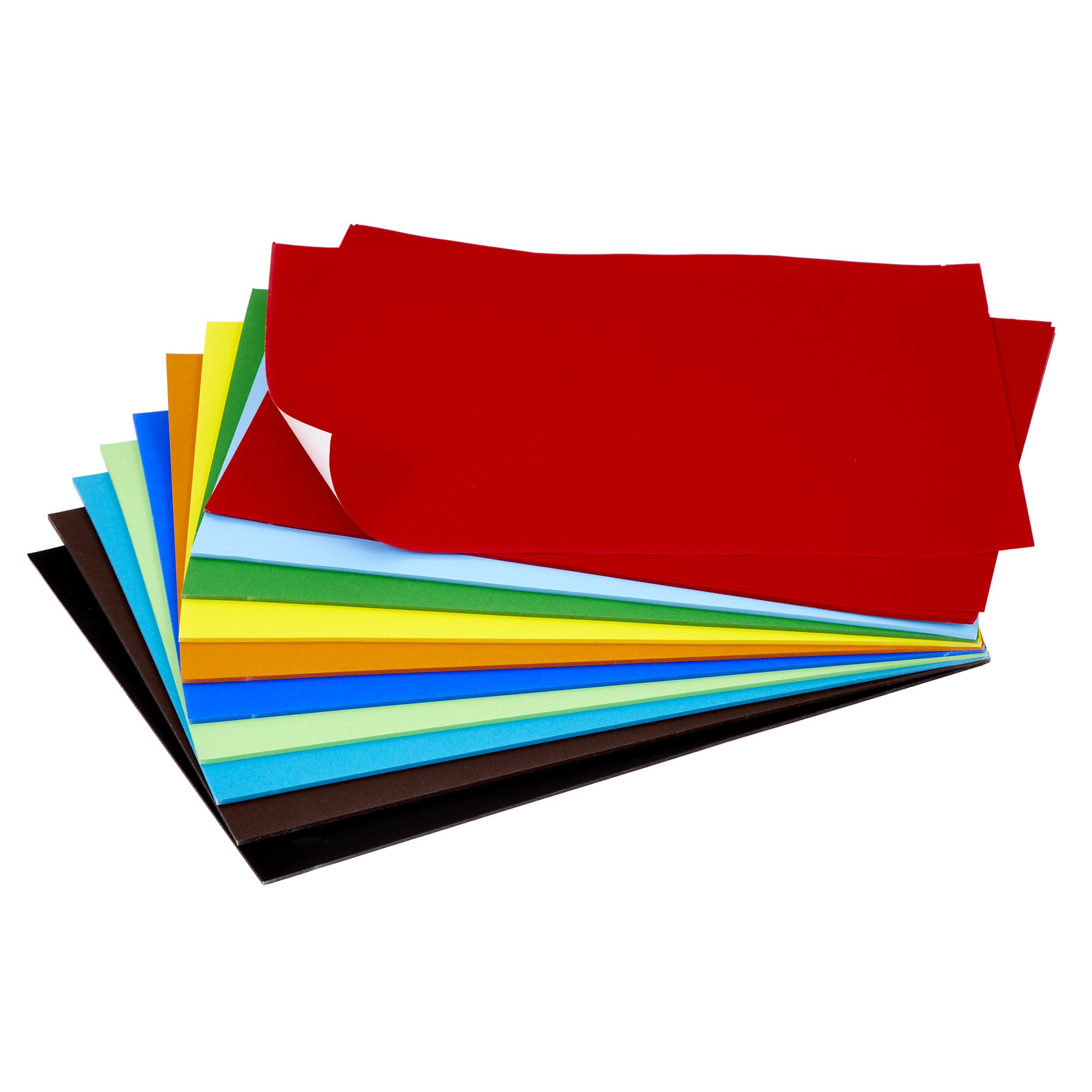 He1672761 Paper Mounting Frames A4 Assorted Pack Of 200 Hope Education