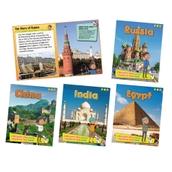 Country Guides - Non EU Book Pack