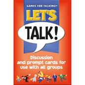 Let's Talk cards