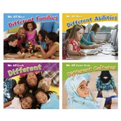 Celebrating Differences Book Pack - Pack of 4