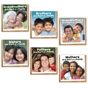 Our Families Book Pack - Pack of 6