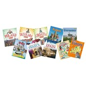 Europe Book Pack-Pack of 10