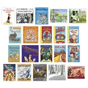Gold Banded Book Collection - Pack of 20
