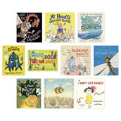 Best Picture Books for Lower KS2 - Pack of 10