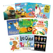 Counting Stories Book Pack