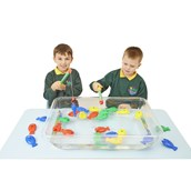 Floating Fishing Game - A-Z