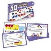 50 Ten Frame Activities