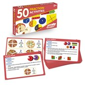 50 Fraction Activities