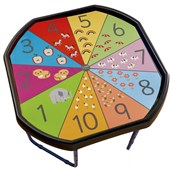 Early Number Play Tray Mat