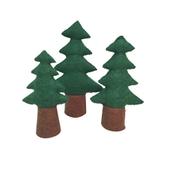 Pine Felt Trees