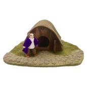 Hobbit House with Mr Hobbit