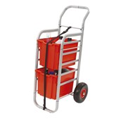 Gratnells Rover with Jumbo Trays Red