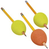 Egg-Ohs! Pencil Grips