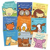 That's My Touchy-Feely Board Books Offer - Pack of 18