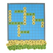 Indoor-Outdoor Spelling Mat from Hope Education