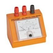 Voltmeter: Dual Range (Analogue) by Unilab
