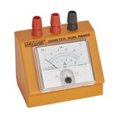 Ammeter: Dual Range (Analogue) by Unilab