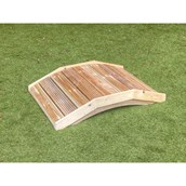Wooden Play Ramp