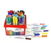 Giotto Turbo Advanced Colour Pens - Pack of 108