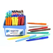 Giotto Turbo Maxi Colour Pens - Pack of 108