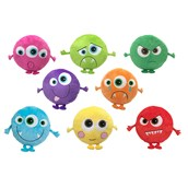 Monster Emotion Cushions - Pack of 8