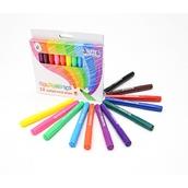 Colourifics Super-Washable Jumbo Felt Tips - Pack of 12