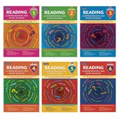 Comprehension and Word Reading Multibuy Offer - Pack of 6