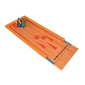 Skittle and Bowling Alley Set - Multi