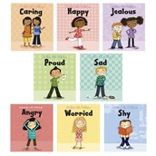 Dealing With Feelings Book Pack - Pack of 8