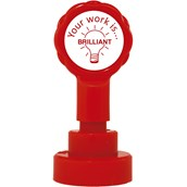 Xclamations Personalised Stamp - Brilliant