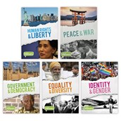 Our Values Book Pack for KS2 - Pack of 5