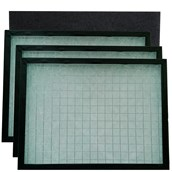 Particle and Impregnated Charcoal Filter Kit