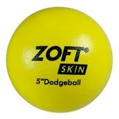 Zoftskin Dodgeball - Yellow - 5in