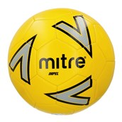Mitre Impel Football - Yellow/Silver/Black - Size 5