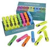 Classmates Highlighter Assorted - Pack of 48